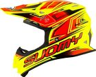 Suomy 2019 MX Jump Start Offroad Helmet - Yellow/Red