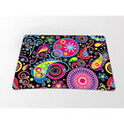Pink Butterfly Anti Slip Rubber Mouse Pad Mat Gaming Pad Mousepad 235*196*2mm