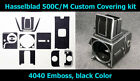 Camera Skin Cover Set-Hasselblad 500 C/M body, finder, 2x 12 magagine Japan870