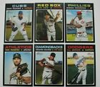 2020 Topps Heritage High Number SP Complete Your Set You Pick Short Print