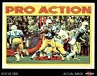 1972 Topps #254 John Hadl - Pro Action Chargers Kansas 7 - NM $6.5 USD on eBay