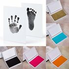 Photo Frame Kit Newborn Baby Handprint and Footprint with Clean Touch Ink Pad 1x