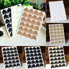 HOT 120Pcs Self-Adhesive Photo Frame Corner Sticker Craft Scrapbook Album Decor