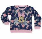 New Girl's Disney Minnie Mouse Long Sleeve Shirt 12 months - 5T FREE SHIPPING