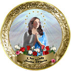 Our Lady, Star of the Sea Stella Maris magnets. Statue of Mary art.