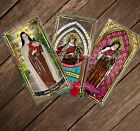 Saint Therese of Lisieux, Little Flower laminated Catholic Holy Prayer Cards