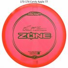 Discraft Z Line Zone Paul McBeth Signature Disc Golf Putter