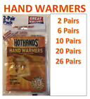 HotHands Hand Warmers 2 Packs Various Quantities 9/2023 Expiration