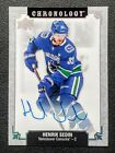2018-19 UD Chronology Franchise History Auto Autograph Pick From List $12.5 CAD on eBay