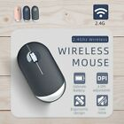 X1 Wireless Bluetooth Mouse 1600DPI Mice Touch Sensor for Mac Tablet PC Laptop