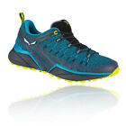 Salewa Mens Dropline Trail Running Shoes Trainers Sneakers Blue Sports