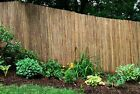 Natural BAMBOO Screen Garden Privacy Fence Roll Wind Sun Protector