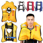 Manual Swimming Wear Inflatable Life Vest Safety Swimsuit Water Sport Jacket