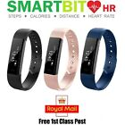 Smartbit Fitness Tracker Step Activity Calories Fitbit Smart Watch