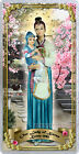 Our Lady of Korea laminated Catholic Holy Prayer Card. Our Lady of Korea
