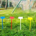 Yard Plant Labels Stake Plant Nursery Tray Garden Stick Tools T-type J5q5