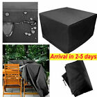 Outdoor Waterproof Garden Patio Furniture Cover Covers Rattan Table Cube Seat
