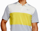 NWT MEN's NIKE DRI-FIT VAPOR COLOR BLOCK GOLF POLO SHIRT, AV4180, $65