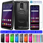 For LG Journey LTE ( L322DL ) Case / Screen Protector Shockproof Phone Cover