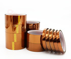Heat Resistance 220  Sticky Silicone Adhesive Tape Roll Width:5-100mm Long:33M