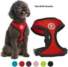 Gooby Dog Padded Harness - Soft Mesh Head-in Dog Harness with Breathable Mesh