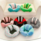 Kids Baby Sofa Support Seat Learning Sit Cute Chair Cushion Infant Plush Pillow