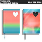 treasure the first step chapter two 2nd single album cd booklet photocard etc For Sale - 34
