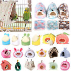 Pet Bed Cotton House Small Animal Hanging Quilted Nest Fruit Winter Warm Hammock