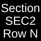 2 Tickets KISS 8/18/21 Xfinity Center - MA Mansfield, MA