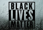 BLACK LIVES MATTER DECAL STICKER  (pick color/size)