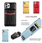 Wallet Phone Case Premium Leather With Card Slots Magnetic Flip Protective Cover