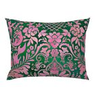 Victorian Victorian Era Colorful Angels Odette Lager Pillow Sham by Roostery