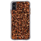 Case-Mate Karat Brilliance Twinkle Waterfall Leather Case - iPhone X XS MAX XR