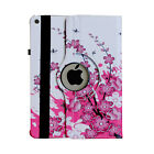 "For iPad 10.2"" 7th / 8th Generation 360 Rotating Leather Smart Stand Case Cover"