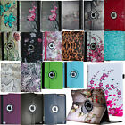 For iPad 10.2' 7th / 8th Generation 360 Rotating Leather Smart Stand Case Cover