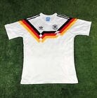 Germany Retro 1990 Home Away Jersey Soccer Old Season All Sizes