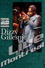 Dizzy Gillespie - Live in Montreal [Video/DVD]