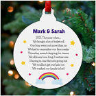 PERSONALISED Lockdown 2020 Christmas Decoration Funny Lockdown Memories Gifts