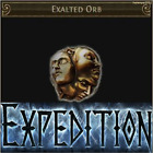 Path of Exile — Expedition 1, 10, 100, 500 X Exalted orb Softcore + GIFT