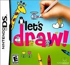 Let's Draw! Majesco Sales Inc. Video Game Used - Very Good