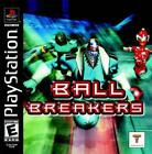 Ball Breakers PS1 Game Playstation