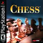 Chess PS1 Game Playstation PS1 Game Playstation