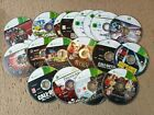Over 200x Microsoft Xbox 360 Games, From 99p Each With Free Postage, Discs Only
