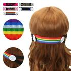 1pc Mask Holder Hook Buckle Elastic Nylon Strap Ear Protection Buttons Band