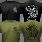 Italian Special Forces 9th Paratroopers Airborne Folgore Col Moschin T-shirt