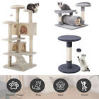 Cat Tree Activity Centre Play House Kitten Climbing Tower Scratching Post Toy
