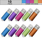 5/10Pack 2GB 4GB 8GB USB 2.0 Pen Drives Flash Memory Stick Thumb USB Flash Drive