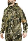 Mossy Oak Camo Hoodie for Men, Hunting Clothes for Men