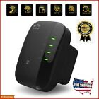 300Mbps Wireless WiFi Repeater Range Extender Signal Booster Network Router 2.4G