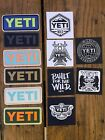 Authentic Yeti Decal / Stickers - Your Choice -new Buy More And Save!